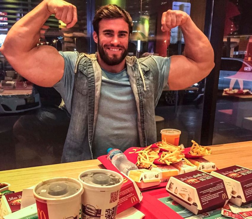 Можно ли есть в Макдональдсе