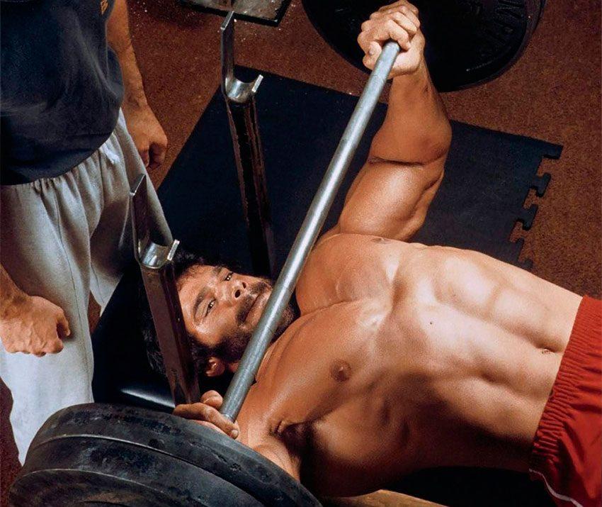 Программа тренировки спины