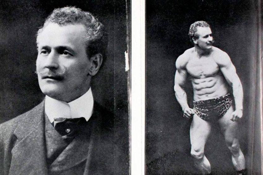 Евгений Сандов