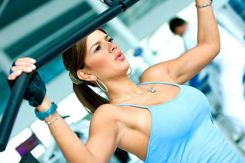 Программа упражнений для женщин