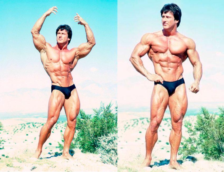 Симметрия тела по версии Фрэнка Зейна