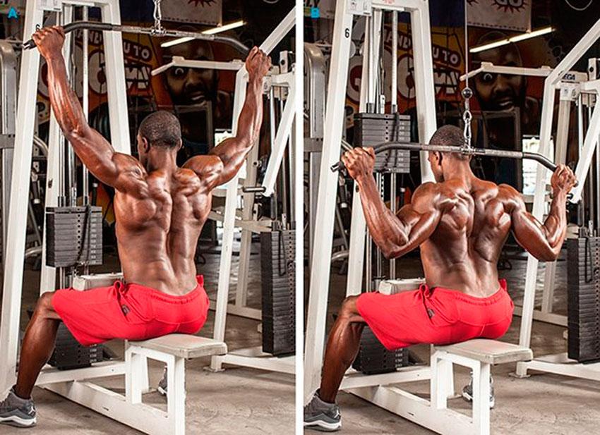 одном упражнения для мышц крыльев фото панно