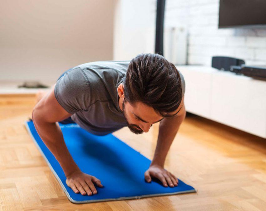 Комплекс упражнений для подкачки тела
