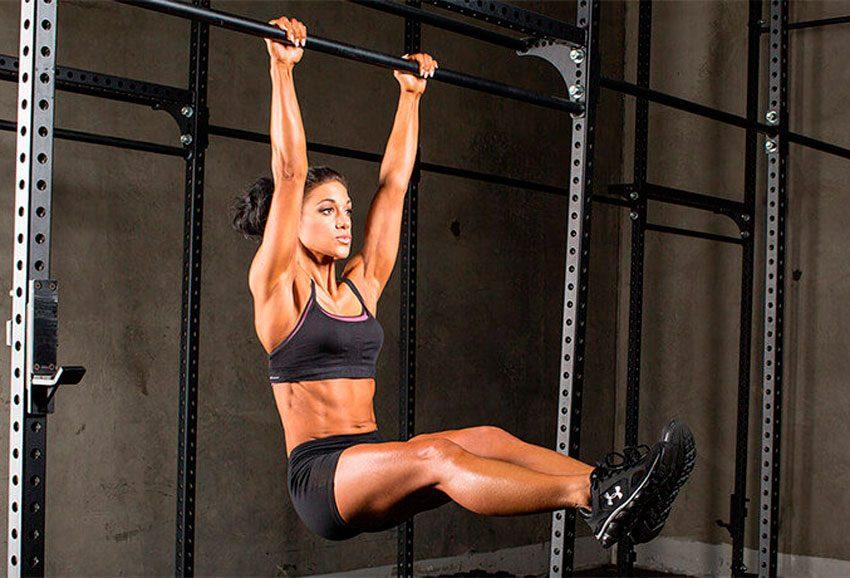 Подъемы ног в тренировочной программе