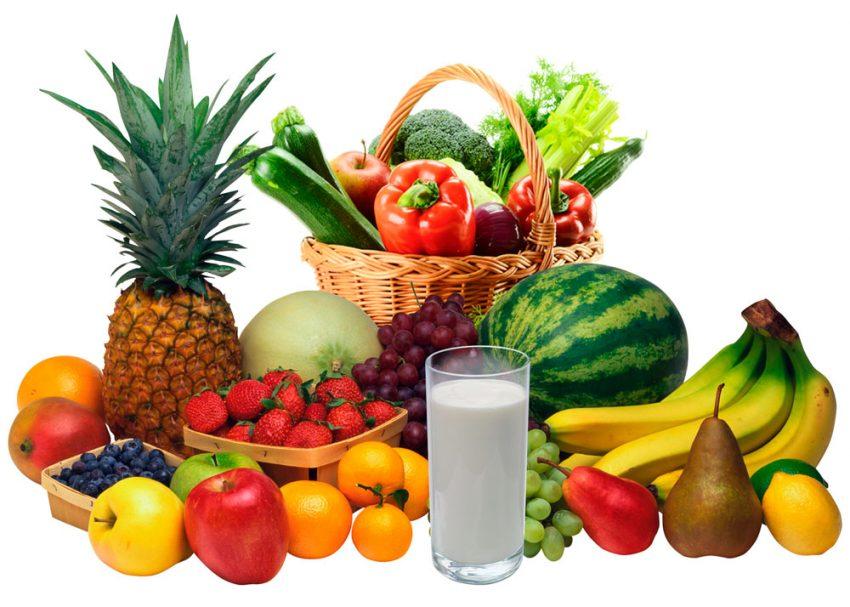 Полезные продукты можно есть вволю