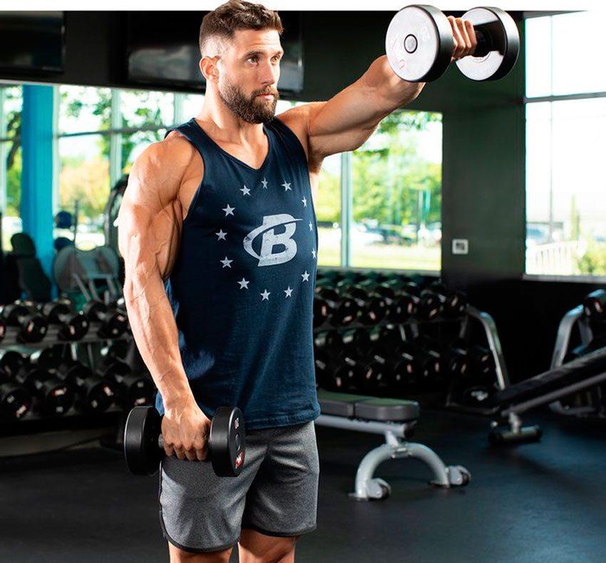 Выбор веса и разминочные упражнения