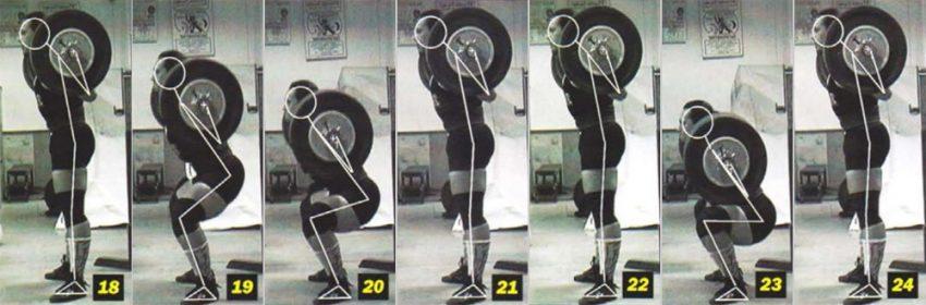 Влияние на поясницу и колени