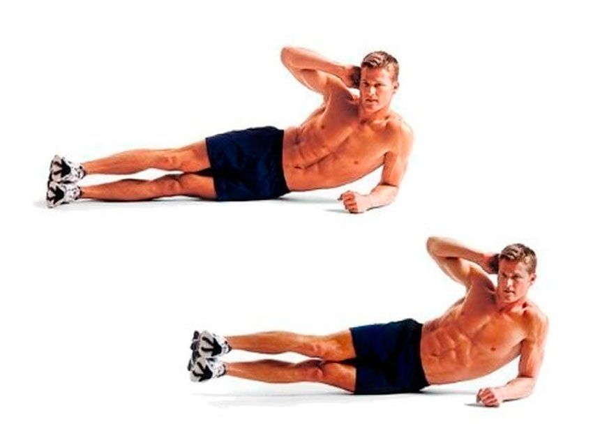 Косые мышцы