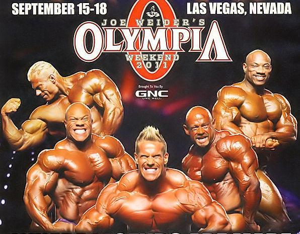 Mr. Olympia 2011