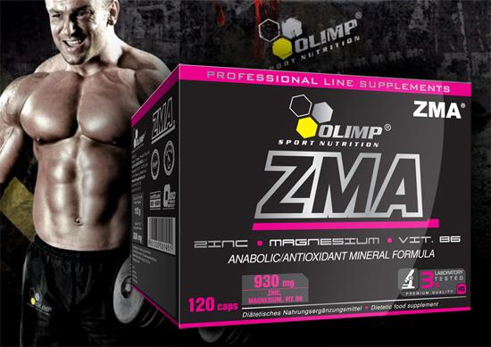 Спортивное питание ZMA – для чего и кому нужно?
