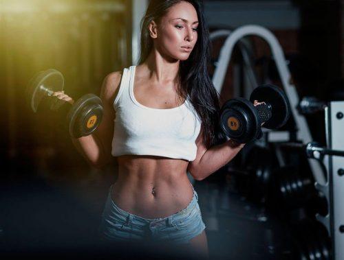 Программы тренировок для девушек