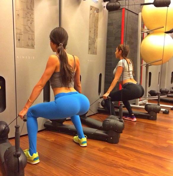 Активируйте свои ягодичные мышцы