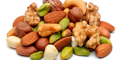 Орехи для бодибилдеров