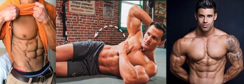 боковые мышцы пресса