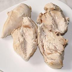 Отварное филе курицы