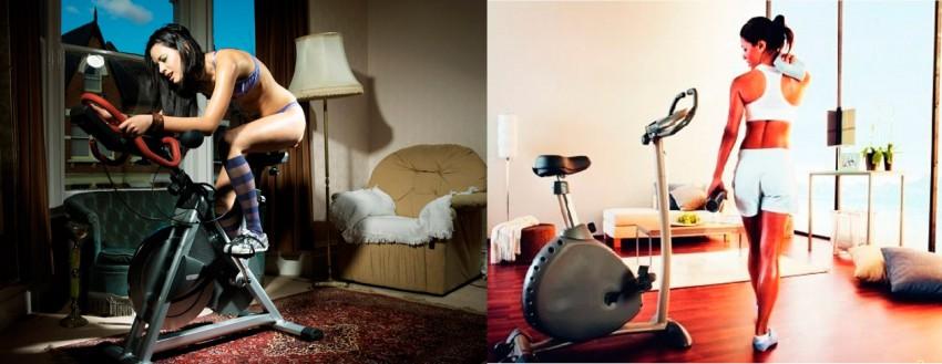 Велотренажер для похудения как заниматься женщине