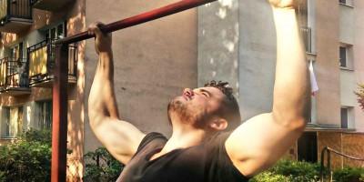 Как научиться подтягиваться