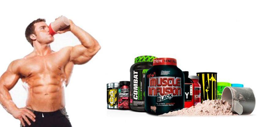 Правильное питание при приеме протеина