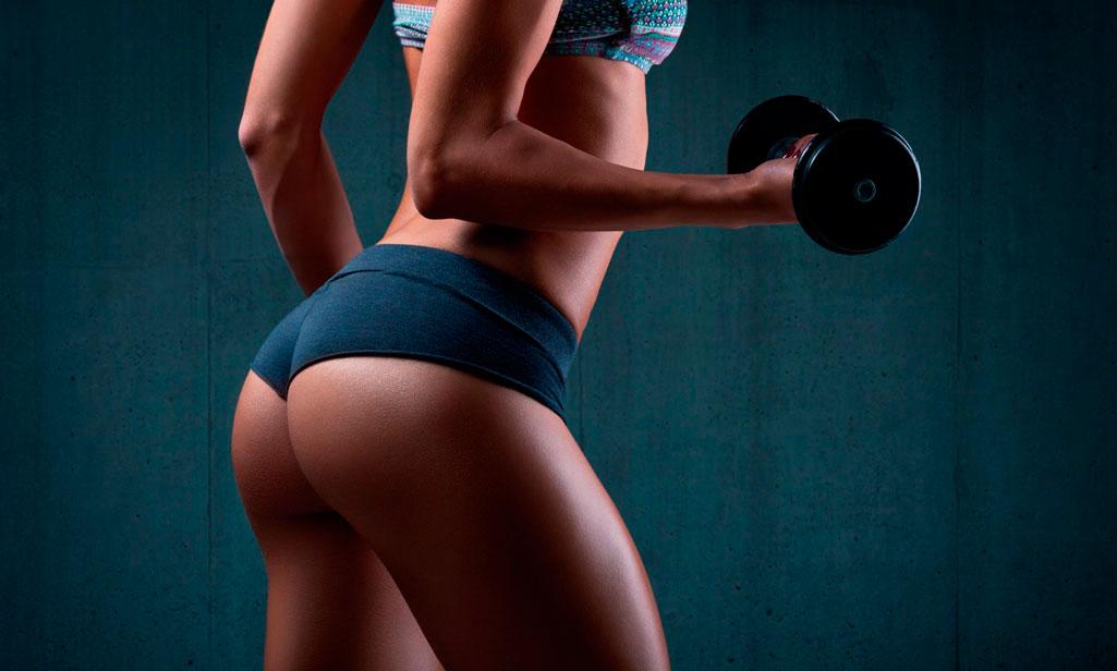 Тренировка ног и ягодиц фитнесс бикини