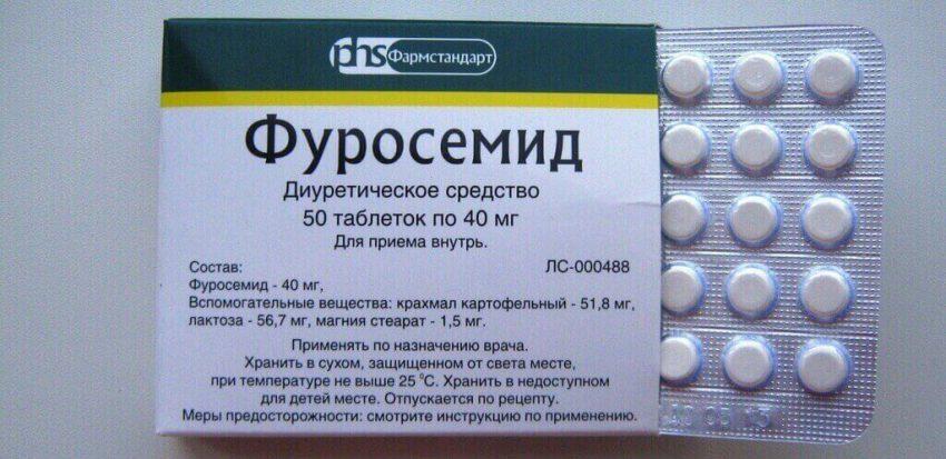 Популярные диуретики