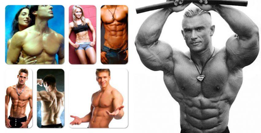 Как быстро и правильно накачать мышцы
