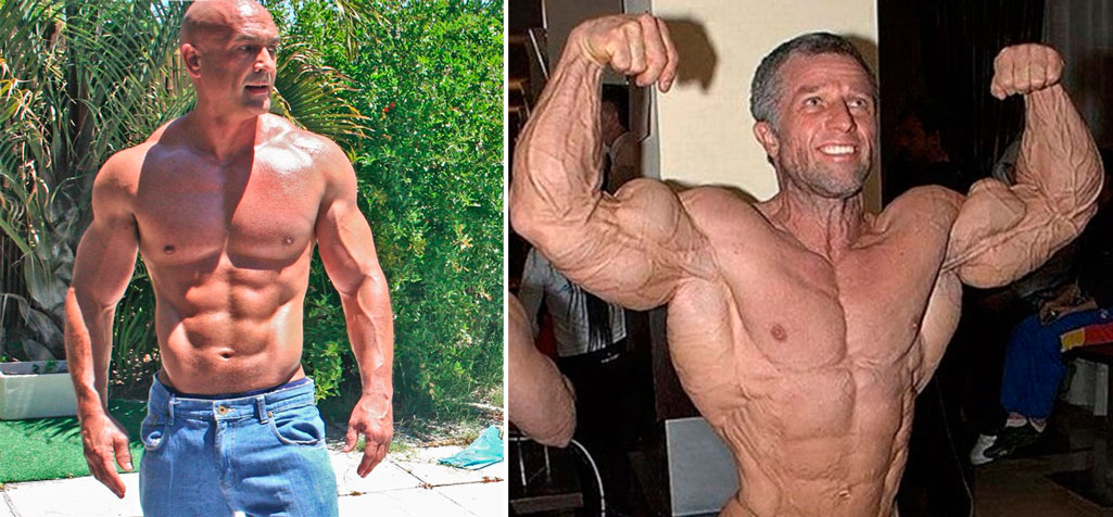 3c21d20203a3 Бодибилдинг после 40 лет  как заниматься, тренировки, упражнения