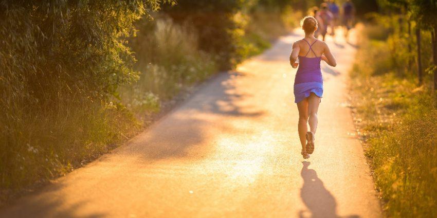 Пробежки и прогулки