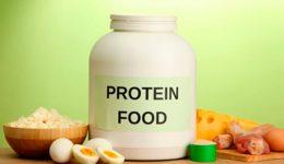 Чем заменить спортивное питание