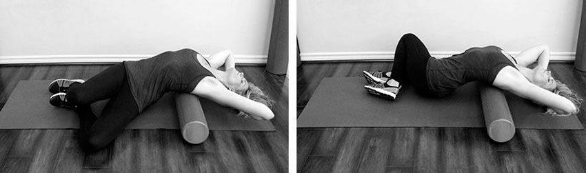 упражнение на внутренние органы и диафрагму