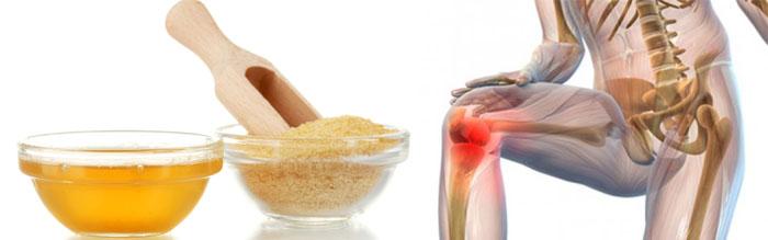 Какой эффект оказывает употребление желатина