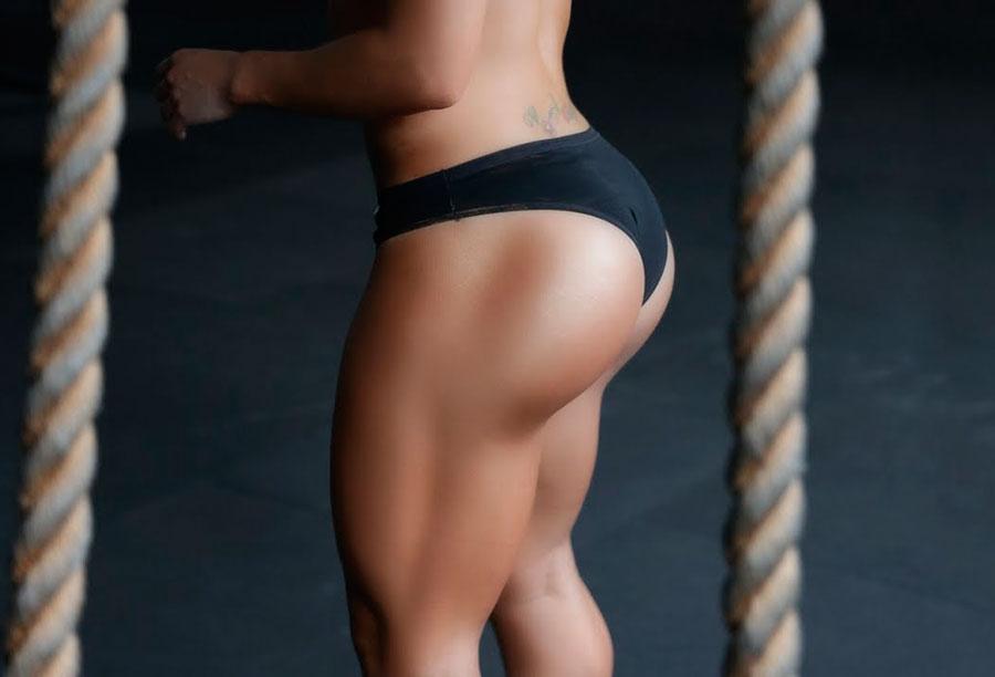 Физические упражнения для увеличения ягодиц красивая попа