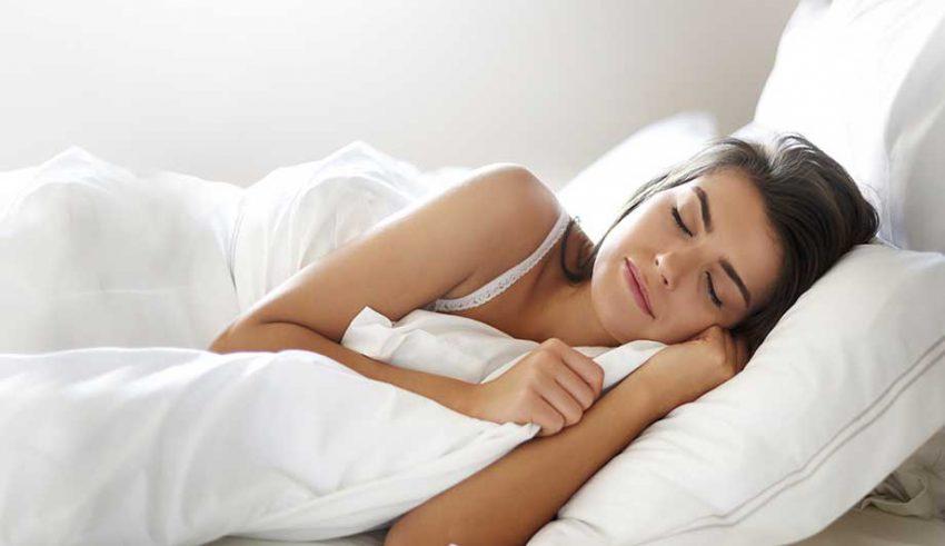 Спать достаточно времени