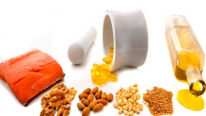 Включить в рацион жирные мононенасыщенные кислоты