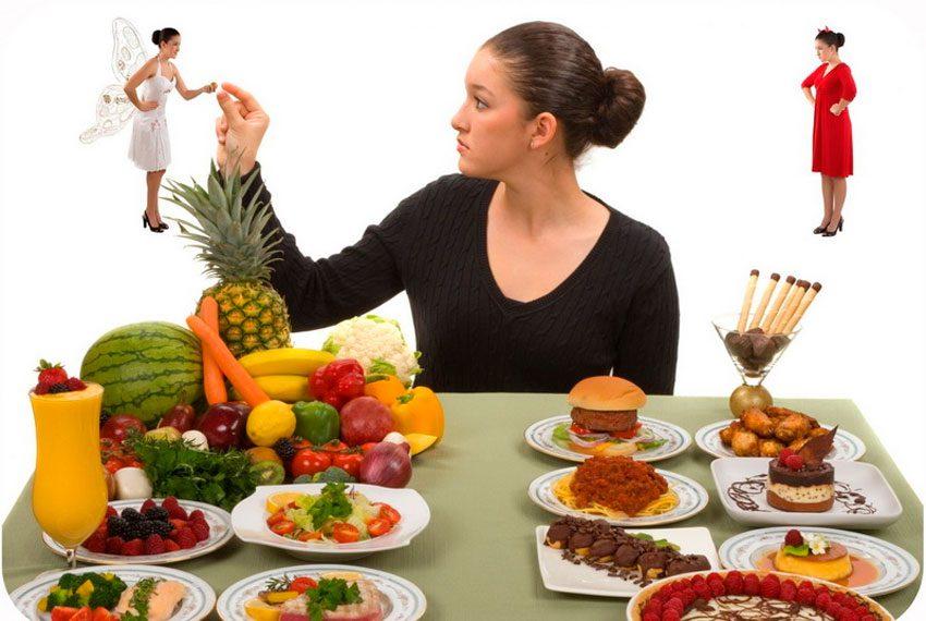 Снизить калорийность питания