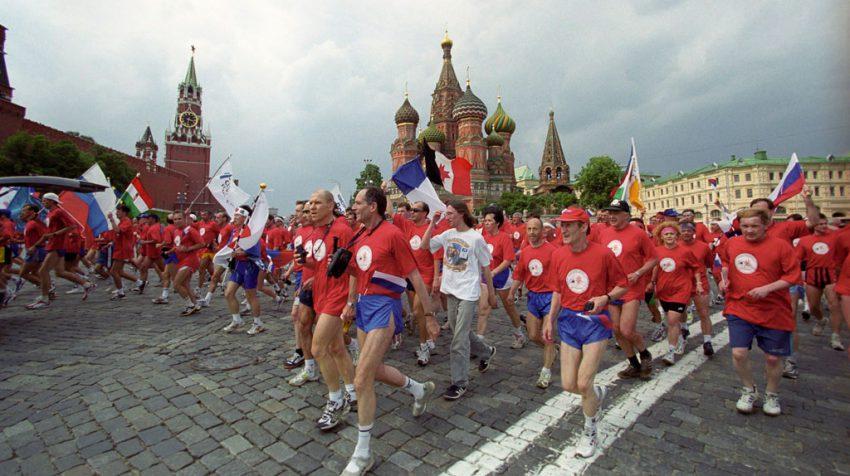 Popular sports Russia
