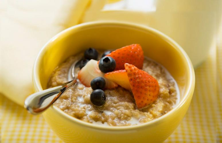 Ежедневный рацион питания и пищевые добавки для похудения