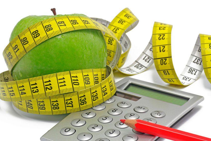 Как рассчитать суточную норму калорий для похудения