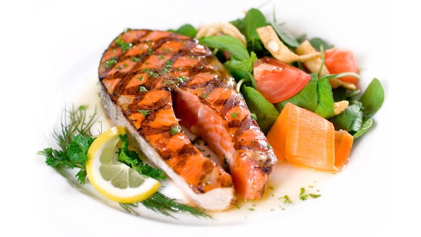 Белки рыбы и морепродуктов