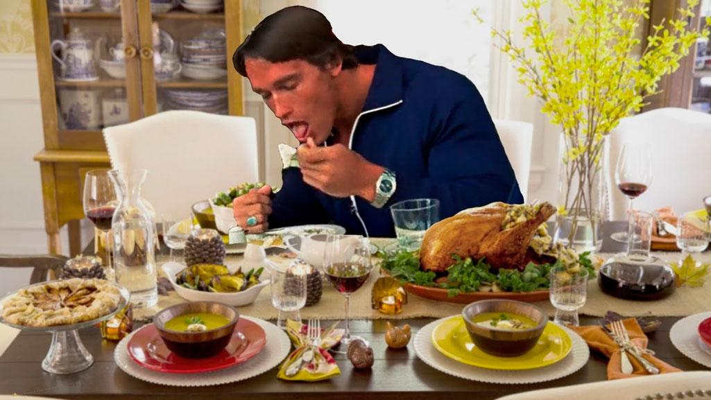 Питание культуриста для набора массы