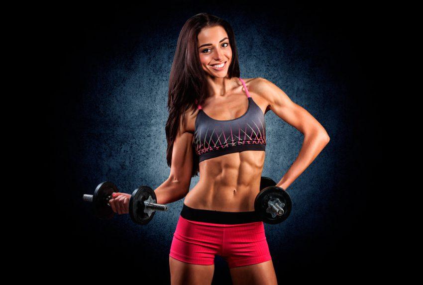 Сушка тела для девушек — диета и тренинг