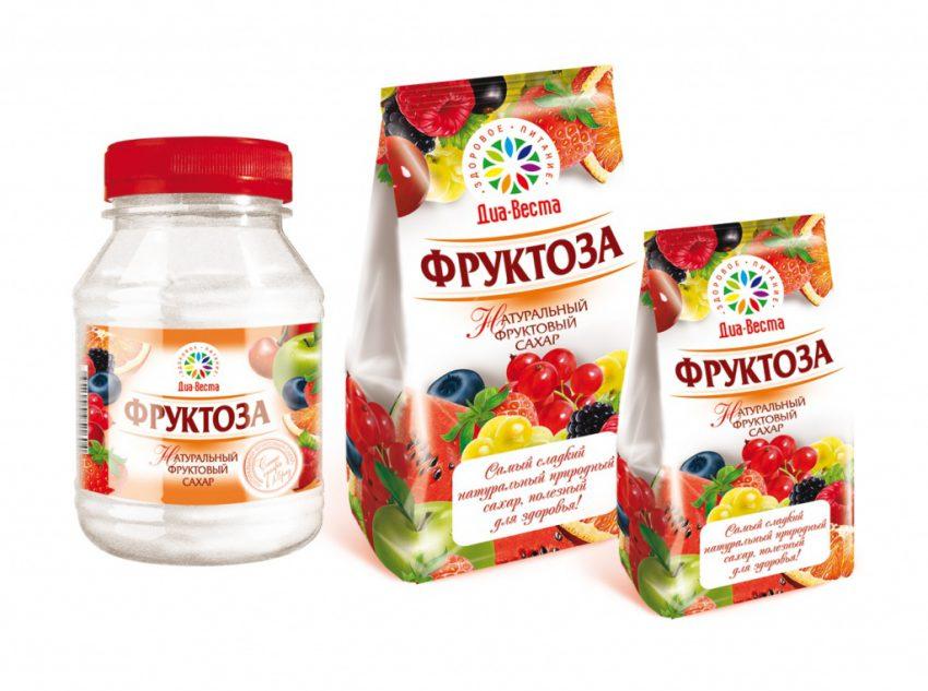 Отличительные свойства фруктозы