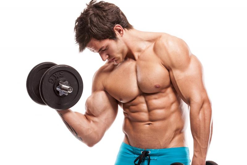 Программа упражнений на сушке тела для мужчин