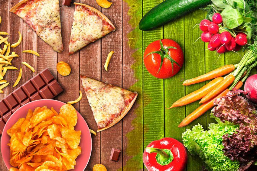 Общие рекомендации по правильному питанию на сушке для женщин