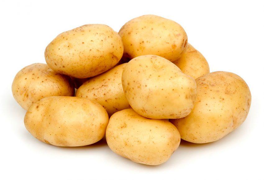 Калорийность Картофель отварной в мундире   лук репчатый   масло подсолнечное. Химический состав и пищевая ценность.