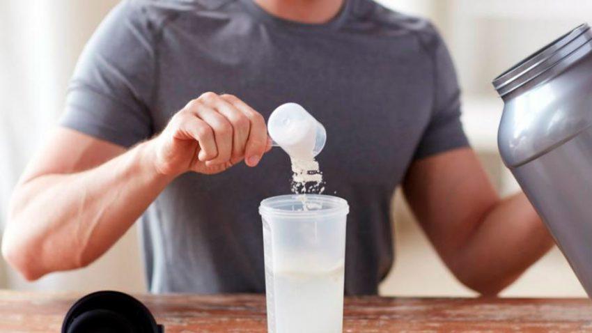Как правильно принимать сывороточный протеин