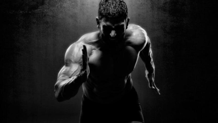 Можно ли бегать при наборе мышечной массы