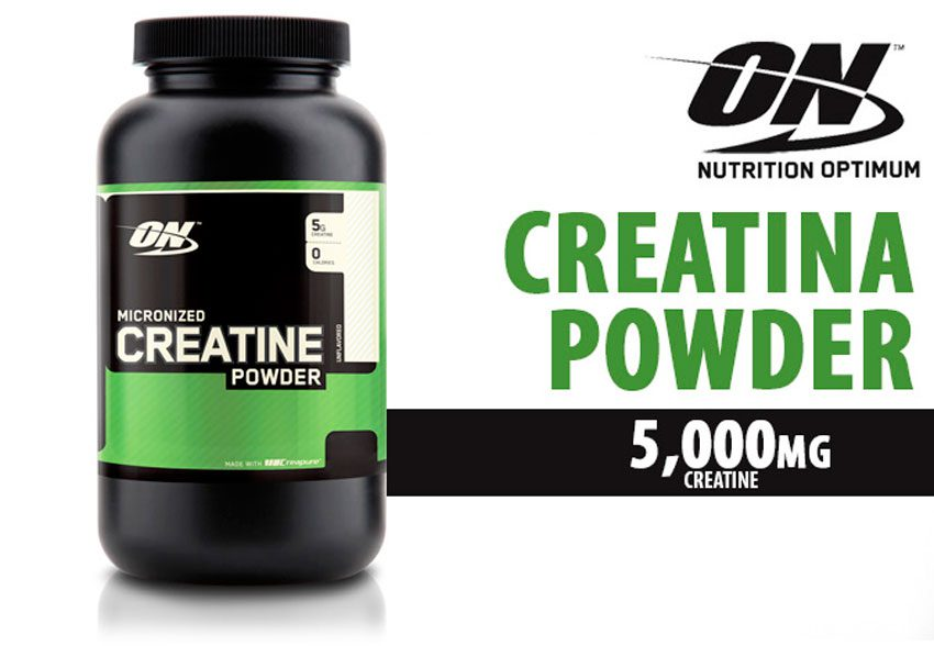 Creatine Powder от Optimum Nutrition