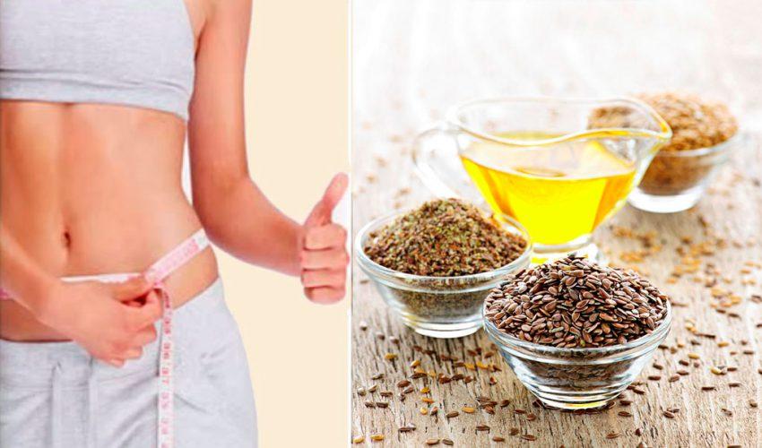 Льняное масло и масло чиа Помогут ли похудеть