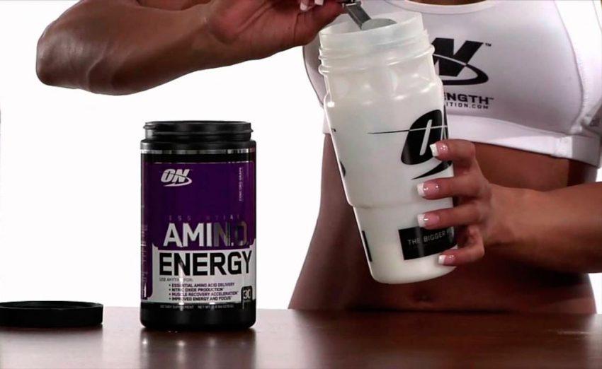 Как принимать Amino Energy