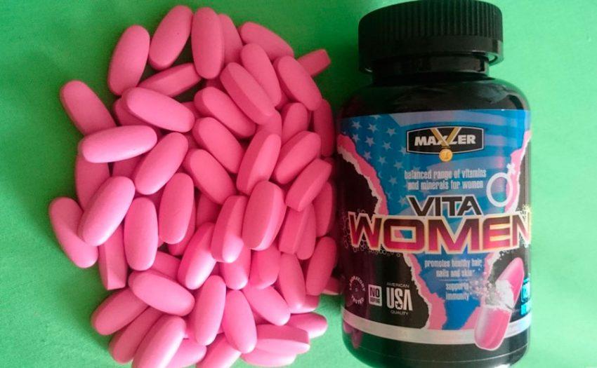Как принимать Vita Women
